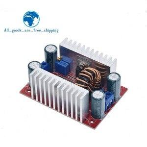 Image 2 - Dc 400w 15a step up conversor de impulso fonte de alimentação de corrente constante led driver 8.5 50v a 10 60v tensão carregador step up módulo