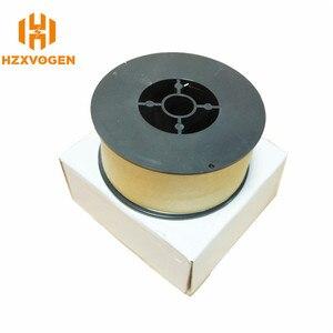 Image 2 - HZXVOGEN 미그 와이어 가스 스테인레스 스틸 와이어 가스 레스 E71T GS 플럭스 코어 와이어 0.8mm 1.0mm 1 롤 미그 용접 액세서리