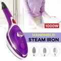 Handheld Garment Steamer Geräte Vertikale Dampfer mit Dampf Bügeleisen Pinsel Eisen für Bügeln Kleidung für Home 220 V 1000 W