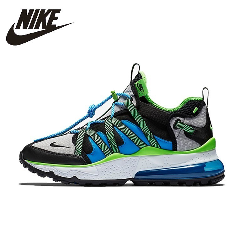 cfce32610f NIKE AIR MAX 270 New Arrival Mens Running Shoes Breathable Comfortable  Stability Support Sports Sneakers For