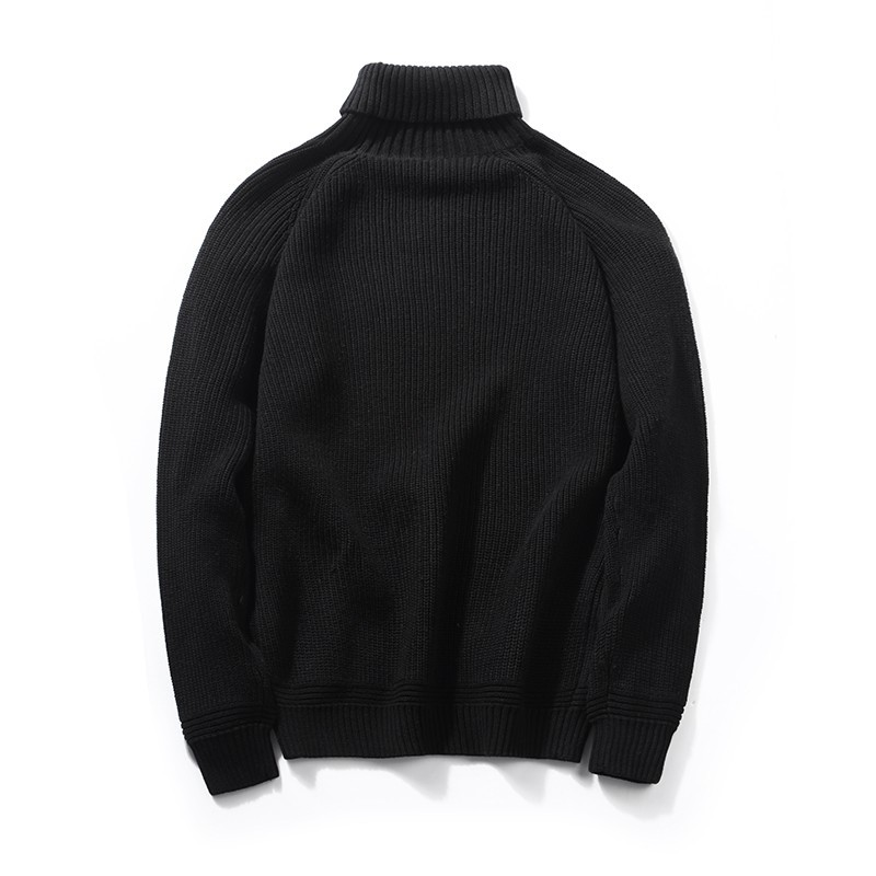 Varsanol Cotton Sweaters Men Pullovers Long Sleeve Outwear Mens O-Neck Sweater Casual Pullover Male Cotton New Autumn M-3XL Coat