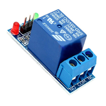 2PCS 1 Channel DC 5V Relay Switch Module for   Raspberry Pi