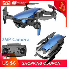 X12 Foldable RC Drone 2MP Camera WiFi FPV Coreless Motor Altitude Hold Wide-Angle Lens Waypoints Aerial Photography Quadcopters