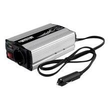 Преобразователь напряжения MYSTERY MAC-300 (Входное напряжение: 10 - 15 В, выходное напряжение 230 В, максимальная выходная мощность 300 Вт, защита от короткого замыкания нагрузки, перегрева, перегрузки, переполюсовки