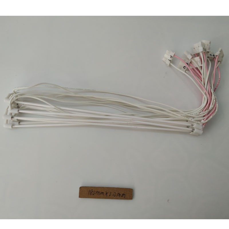 Free Shipping!!10PCS/Lot 2.0MM*180MM CCFL Lamp Tube Code Cathode Fluorescent Backlight With Wire Cable For LCD Screen