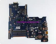 Echtes 815249 501 815249 001 ABQ52 LA C811P UMA w N3700 CPU Laptop Motherboard für HP Notebook 15 15 AC serie 17Z G100 PC