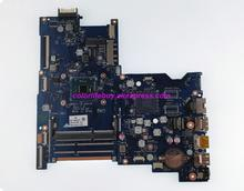 Genuine 815249 501 815249 001 ABQ52 LA C811P UMA w N3700 CPU Laptop Motherboard for HP Notebook 15 15 AC Series 17Z G100 PC