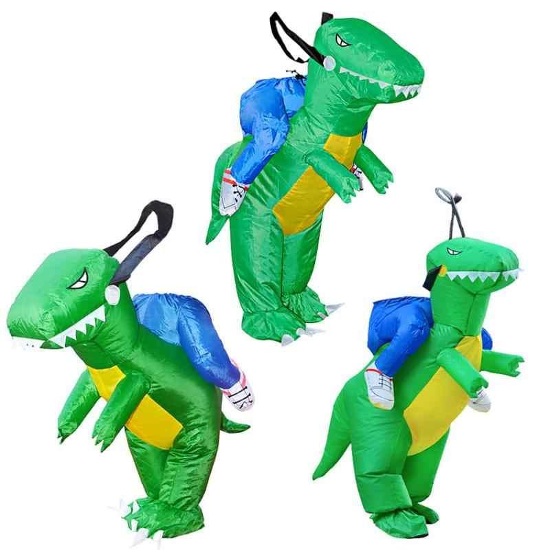 32736dc24 Detail Feedback Questions about 2018 Dinosaur Costume Women Men ...