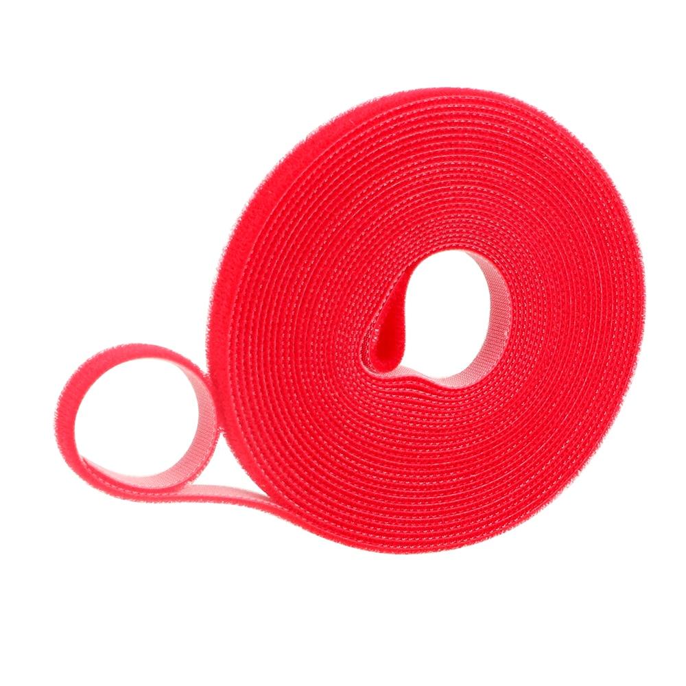 112fa54e5180 HILIFE Nylon Bandjes 5 m * 1 cm Power Draad Lus Tape Sluiting Herbruikbare Magic  Tape Nylon Kabelbinders ~ Perfect Sale June 2019