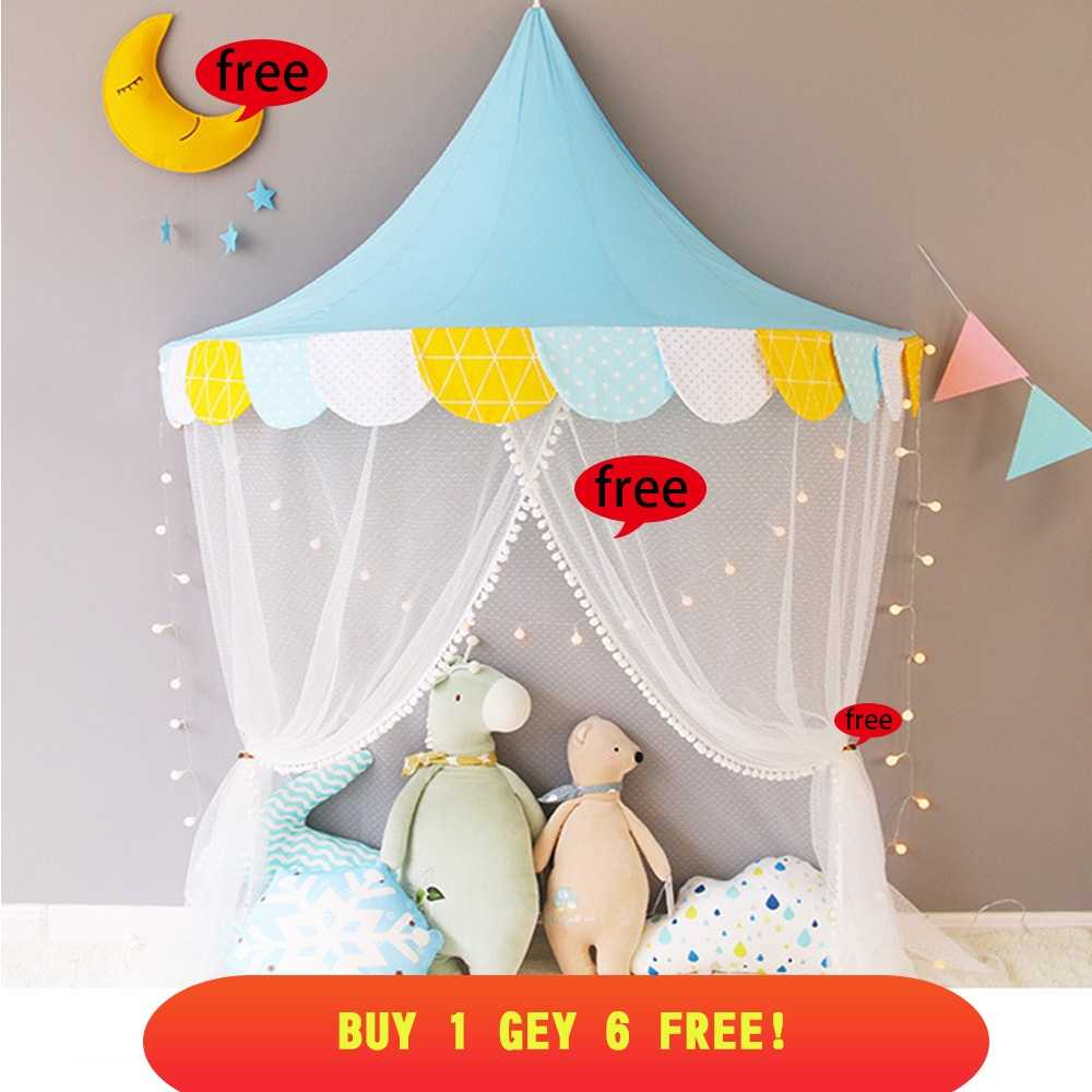 Carpa Tipi para niños, casa de juegos para niños, tienda de campaña de algodón, carpa de cabina plegable, tienda de campaña para habitación de bebé Tipi, regalos de cumpleaños, accesorios de fotografía