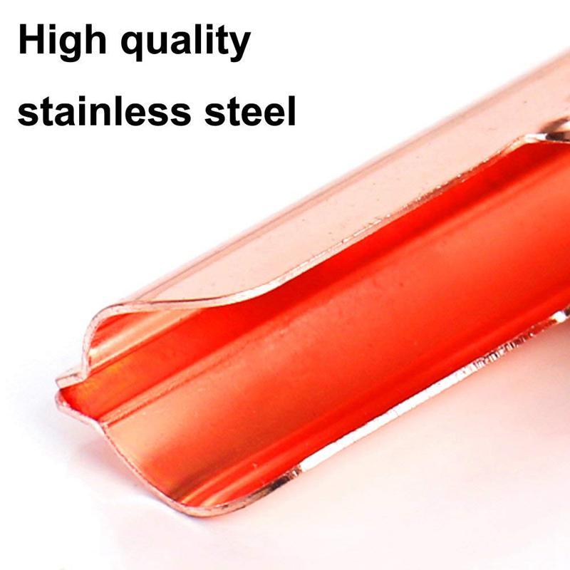 Бульдог зажимы эластичные и прочные многоцветные ed цвет складной переплет скрепки для бумаги металлические зажимы для переплета упаковка из 10(50 мм