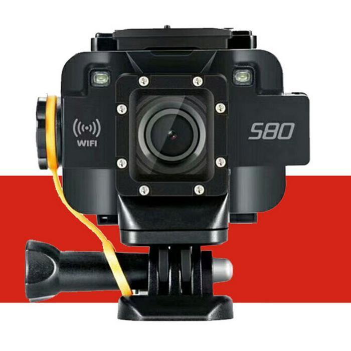 SOOCOO S80 aller caméra d'action pro avec 1.5