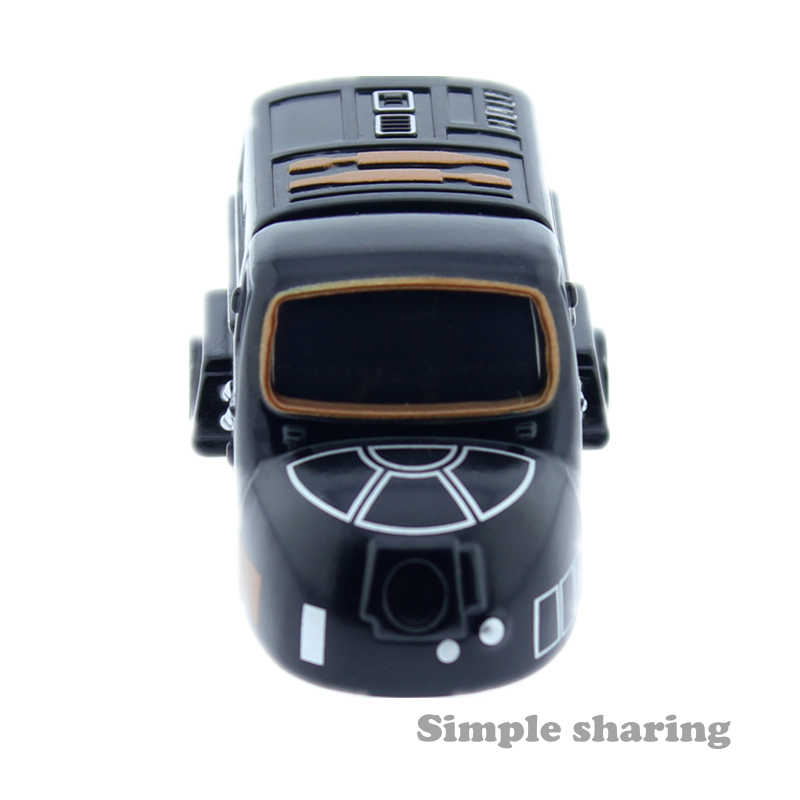 Tomica Star Wars Bintang Hitam Mobil R2-Q5 Jepang Takara Tomy Diecast Diecast Logam Model Koleksi Mobil Kendaraan Mainan Anak