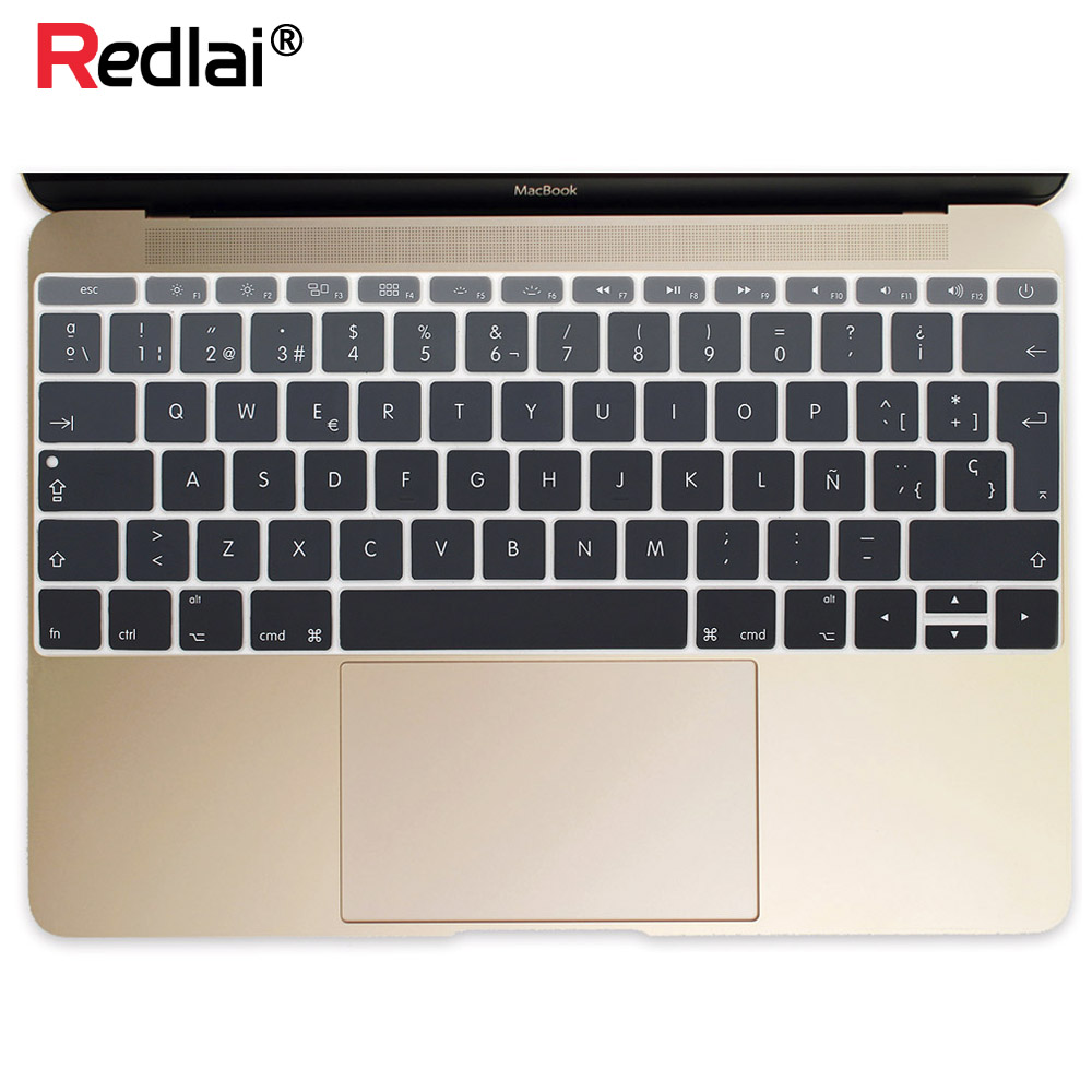 US and EU Layout and Macbook 12 A1534 XSKN Steinberg Cubase Shortcut Keyboard Skin Cover for New MacBook Pro 13 A1708 2016 Version, No TouchBar