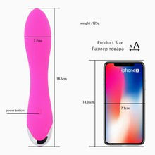 20 modes G-spot Vibrator New Dildo Vibrators for Women USB Charge G Spot Clitoris Massage female Anal Sex Products