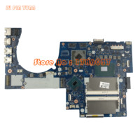 JU PIN YUAN 829069 001 829069 501 829069 601 For HP ENVY 17 N 17T N series Notebook motherboard with I7 6700HQ NVIDIA 940M