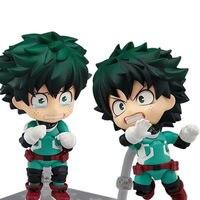 Anime My Hero Academia Boku No Hero Midoriya Izuku Nendoroid 686# PVC Figure Gift Toy Collection