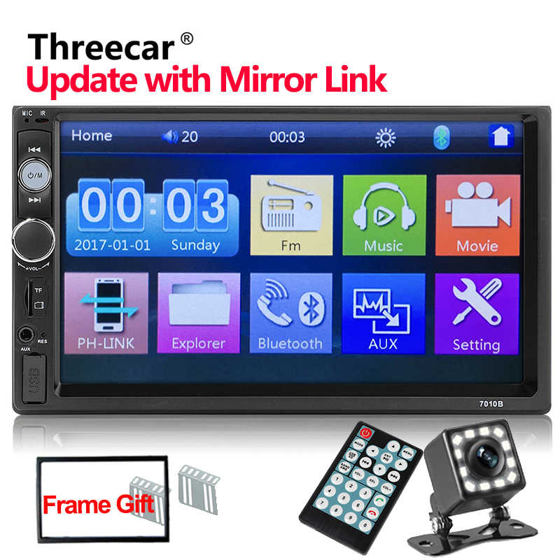 Detail Feedback Questions about Upgrade 7010B 2 din car