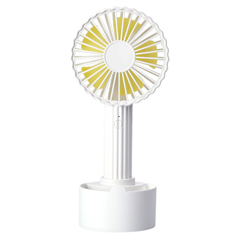 Household Appliances Orderly Hot Sale Portable Handheld Cactus Shape Mini Fan 1200mah Battery Usb 3.7v Rechargeable Mini Usb Fan With 3 Adjustable Speeds Promoting Health And Curing Diseases Fans