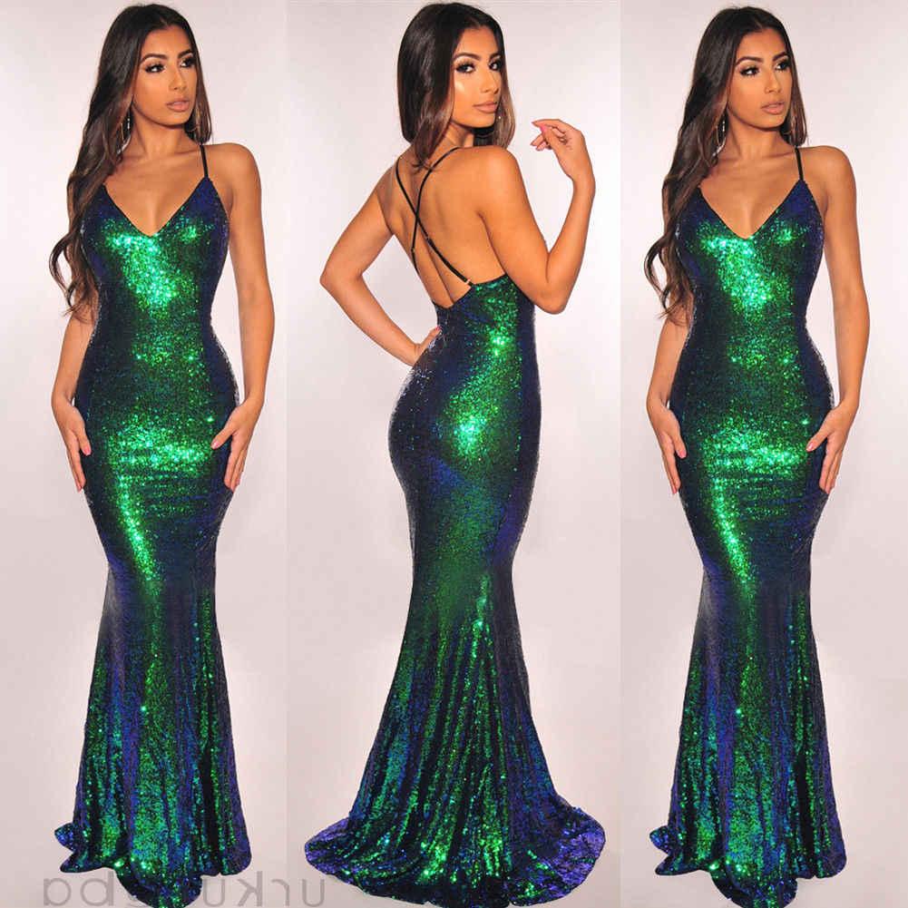 43e8ae4fc5da8 Fashion Brand Newest Plus Size Women Boho Rainbow Striped Long Maxi ...