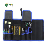 BEST BST 119 64 in 1 Magnetic Precisions Screwdriver Set Disassemble Repair Laptop Mobile Phone Tool Set with Tweezers