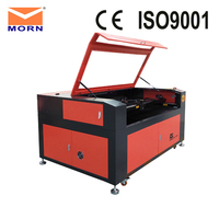 Wood Laser Cutter Engraver with CW 3000 /CW5000 Water Chiller CNC Engraving Machine with CorelDraw, AutoCAD, Photoshop