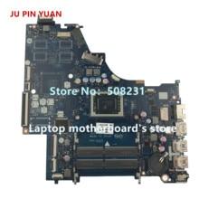 JU PIN YUAN для ноутбука hp 15-BW 15-BW007CA Материнская плата ноутбука 924718-601 CRL51 LA-E831P материнская плата A10-9620P полностью протестирована