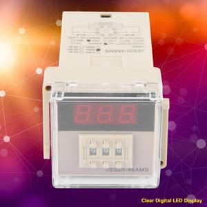 Image 4 - Реле таймера задержки питания, 1 999 с, 220 В переменного тока, 2019