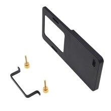 Placa de montagem Adaptador Para Esportes de Tamanho Similar Câmera do Smartphone Acessórios Cardan Handheld Estabilizador