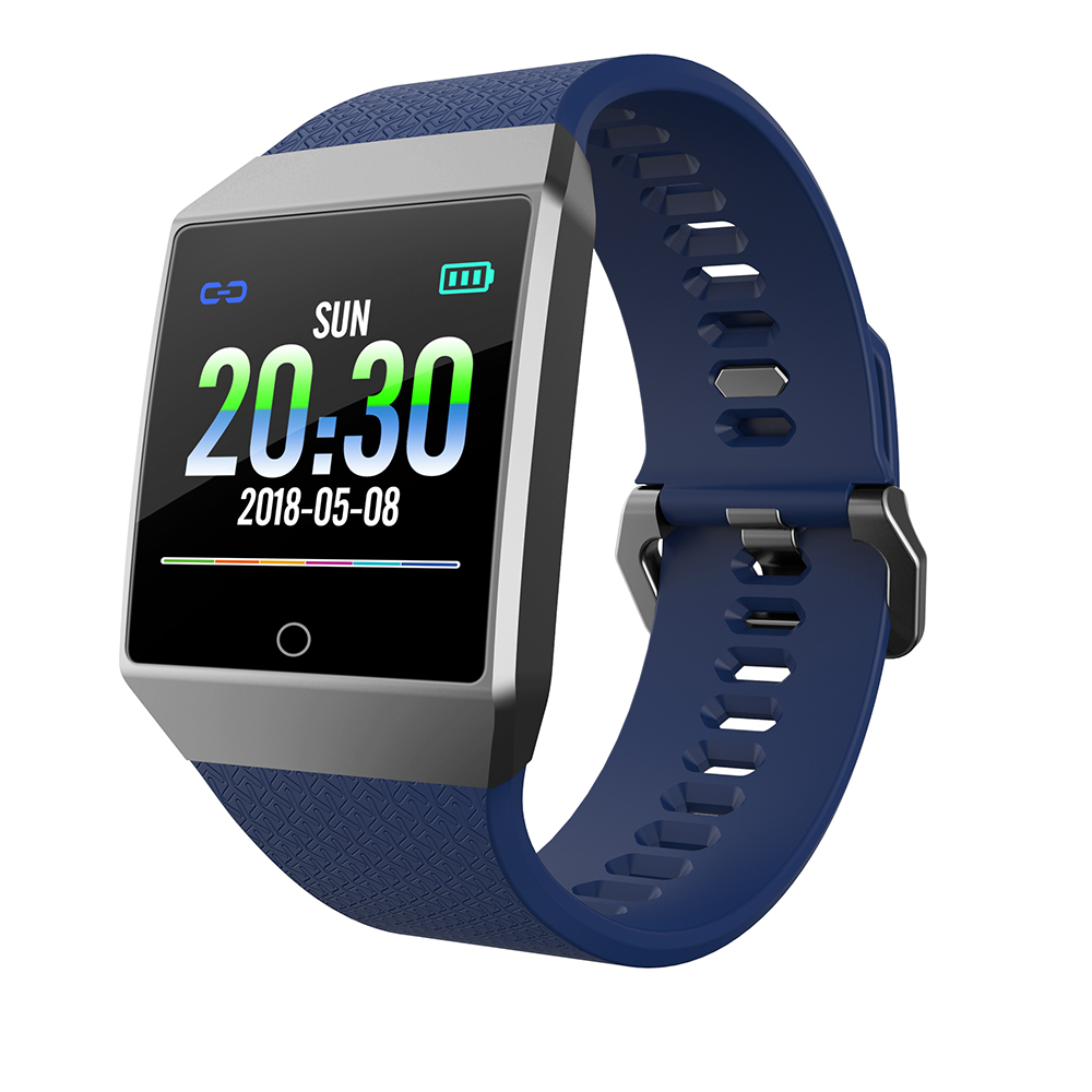 IT117 Smart Watch GPS Sport Track All-Day Heart Rate Blood Pressure Blood Oxygen Monitor Smart Bracelet IP67 Waterproof FitnessIT117 Smart Watch GPS Sport Track All-Day Heart Rate Blood Pressure Blood Oxygen Monitor Smart Bracelet IP67 Waterproof Fitness