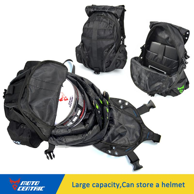 Car Accessories Motorcycle Backpack Motorcycle Helmet Backpack Locomotive Riding Computer Shoulder Packing Package