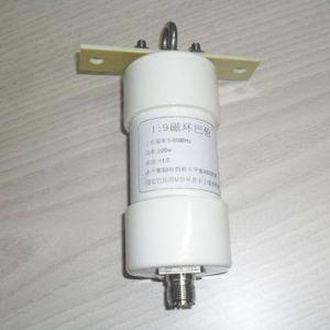 Image 1 - 1:9 балун 200 Вт, коротковолновый балун, высокочастотная антенна с длинным проводом, от 1 до 56 МГц, от 50 Ом до 450 Ом, магнитная антенна с магнитом, для передачи сигнала от до 450 Ом