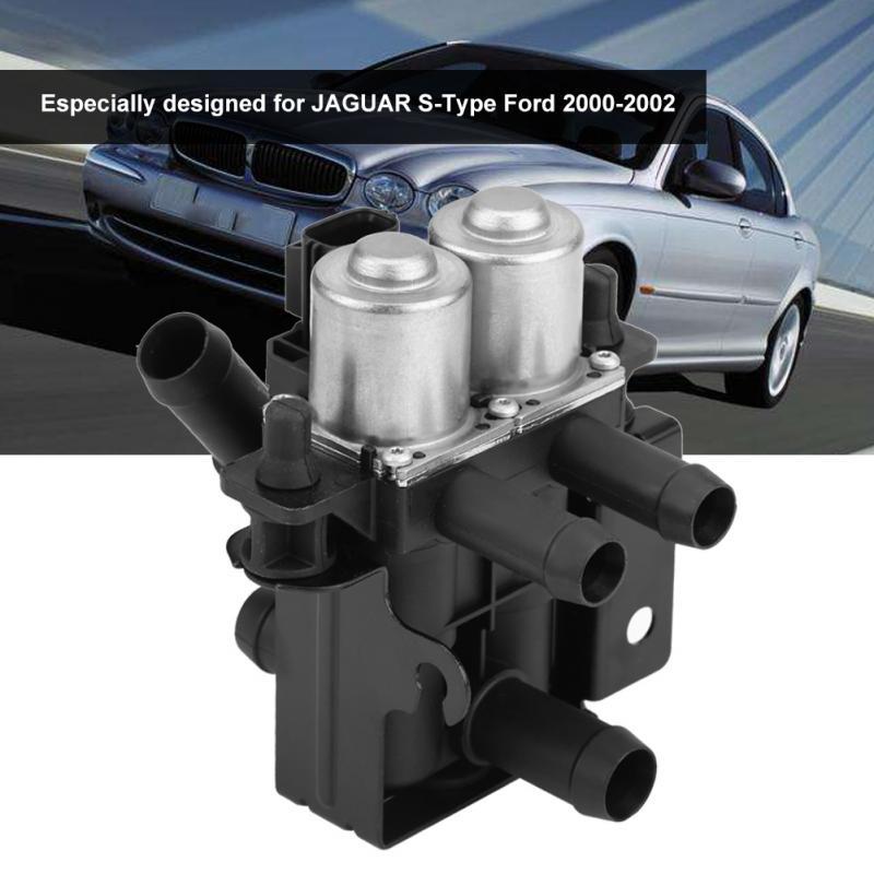 XR822975 Car Heater Control Valve Solenoid Water Valve for JAGUAR S Type Ford 2000 2001 2002