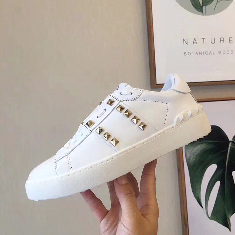 Weiß Neue Marke Frau 2019 35 Liebhaber Sexy Wilde White Casual Luxus 45 Größe Schuhe Frauen Flache Nieten Große xpAxIqOwd