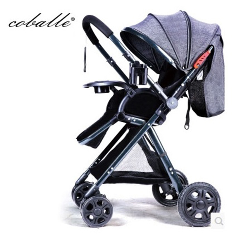 coballe коляска - Coballe stroller with mobile handle folding lightweight stroller free shipping