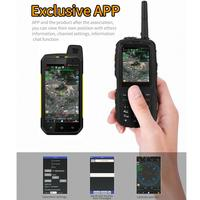 cell phone Intercom Mobile Phone Walkie Talkie Cell Phone For A17A16+ Land Rover Discovery3G Android 4.4 Software Zello Intercom Cell Phone (3)