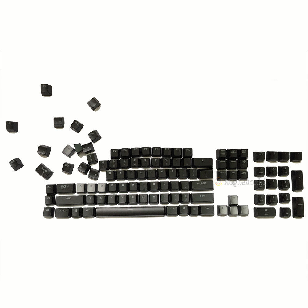 NEW key cap for Log itech G710 Mechanical Gaming Keyboard 920 003887 REPLACEME keycaps