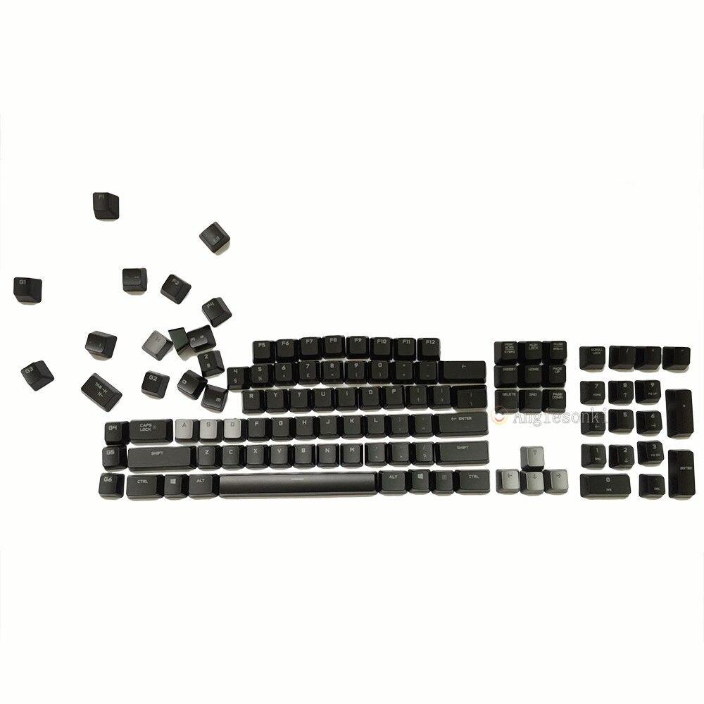 Nouveau capuchon de clé pour Log. itech G710 + clavier de jeu mécanique 920-003887 REPLACEME keycaps