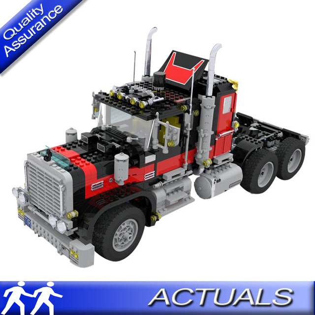 Lepin 21015 Compatible With Lego 5571 Technic Giant Truck Building