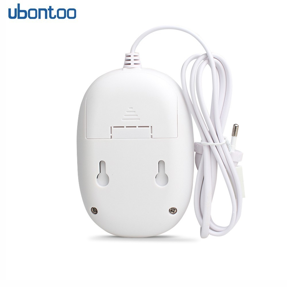 Image 4 - ubontoo 433MHZ Home Kitchen Security Wireless Fire GAS Detector  Alarm For GSM Wifi Alarm System-in Sensor & Detector from Security & Protection