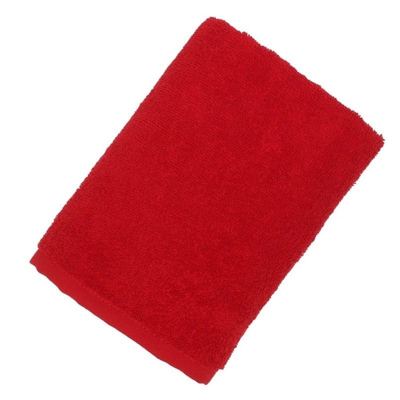 Towel Terry 30 60 cm Bordeaux 1pcs heated towel rail holder bathroom accessoriestowel rack stainless steel electrictowel warmer towel dryer 120w