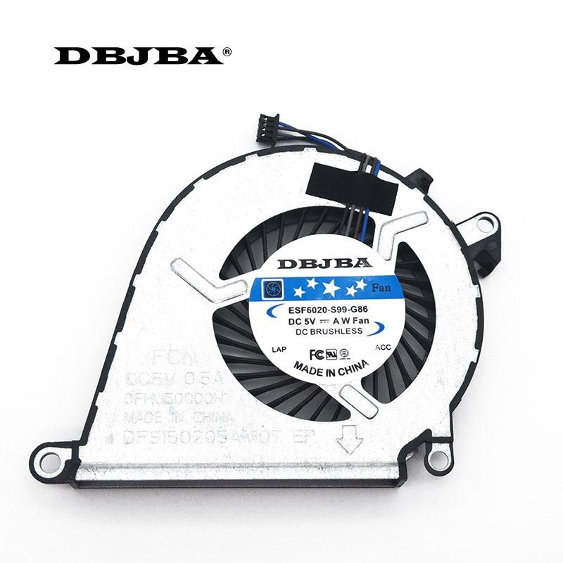 New CPU Cooling fan FOR HP FOXCONN G35 NFB62A05H FSFA15M DC5V 05.5A 6026A2AC Laptop Cooler Fan