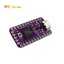 SAMD21 Módulo de circuito impreso para microcontroladores Compatible con Arduino Zero ATSAMD21G18, 32 bits, 48MHz, ARM Cortex M0, USB M0 Mini Pro