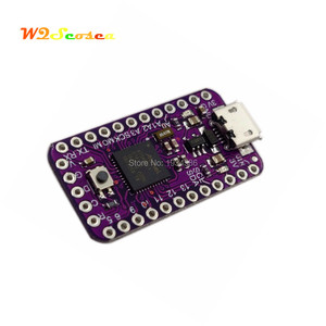 SAMD21 USB M0-Mini Pro Microcontrollers Breakout Board Module Compatible for Arduino Zero ATSAMD21G18 32-bit 48MHz ARM Cortex M0(China)