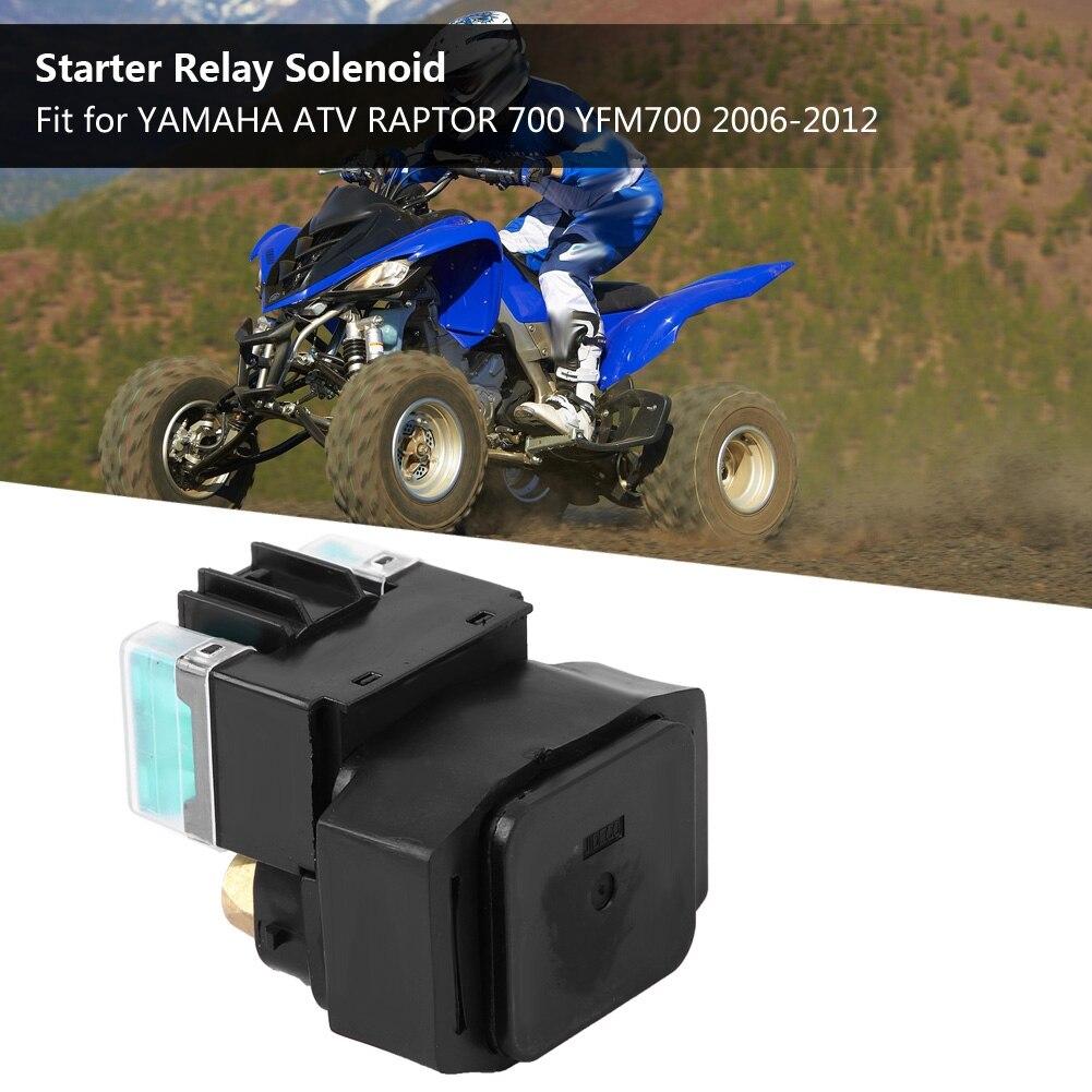 YAMAHA New ATV UTV Solenoid Starter Relay Switch HONDA POLARIS KAWASAKI