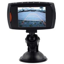 Auto DVR Registratore di Guida di 2.7 pollice Full HD A CRISTALLI LIQUIDI Del Cruscotto Cam Macchina Fotografica di Visione Notturna del G-sensore di Rilevazione di Movimento di Loop di registrazione