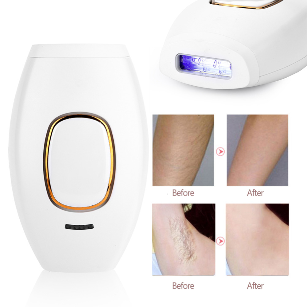 IPL Laser Facial Body Epilator Bikini Armpits Shaver Electric Lady Trimmer Hair Removal Female Shaving Machine Depilatory Device
