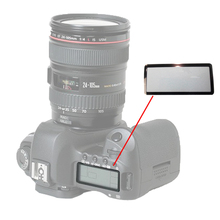 Vitre 10pcs Ombro pequeno Externe tela De Vidro Exterior Repair parte Para Nikon D80 D90 D200 D300 D600 D610 D700 d800 D7000 D7100