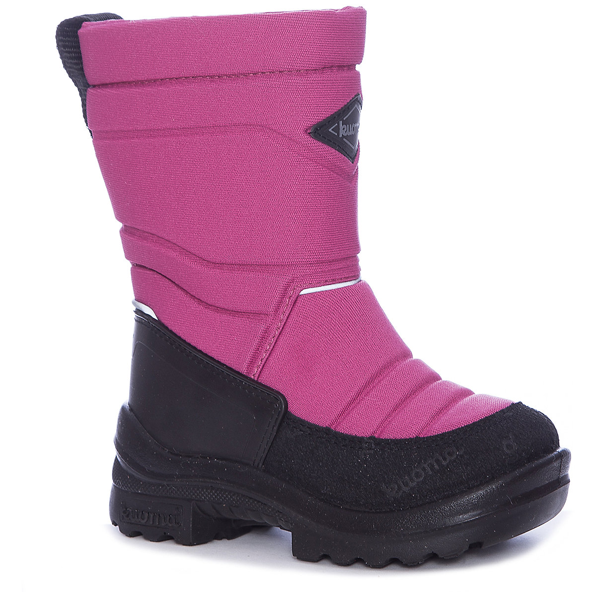 Boots KUOMA for girls 7118698 Valenki Uggi Winter Baby Kids Children shoes стул домотека омега 4 в 4 в 4 спв 4 в 4