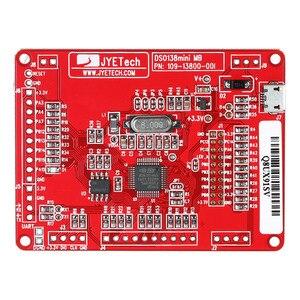 Image 3 - JYE Tech DSO138 Mini Digital Oscilloscope DIY Kit SMD Parts Pre soldered Electronic Learning Set 1MSa/s Transparent Case